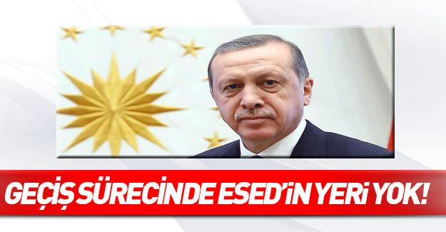 Cumhurbaşkanı Erdoğan ABD'de Reuters'a konuştu