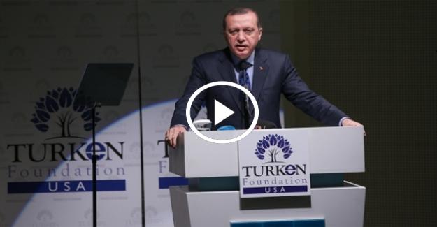 Cumhurbaşkanı Erdoğan'dan ABD'ye giderayak kapak