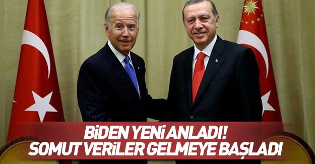 Cumhurbaşkanı Erdoğan ile John Biden görüştü