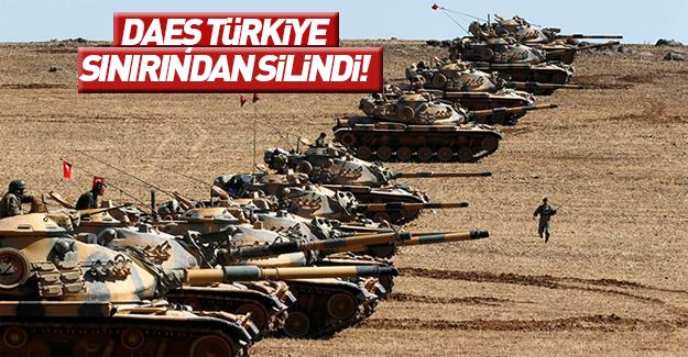 DEAŞ Türkiye sınırından tamamen temizlendi