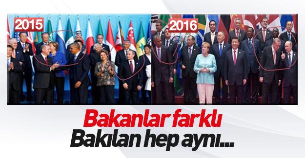 Erdoğan G-20'ye yine damgasını vurdu!