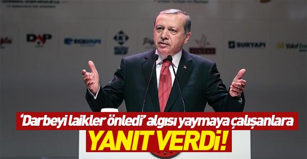 Erdoğan: Sizin biriniz onlara bin görünür