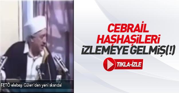FETÖ elebaşı Gülen'den yeni skandal