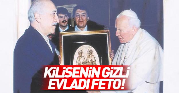 Gizli kardinal Fetullah Gülen!