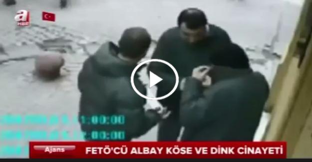 Hrant Dink cinayetinde 9 yıl sonra yeni görüntüler