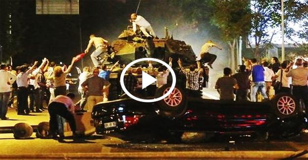 İbrahim Kalın ve Yavuz Bingöl'den 15 Temmuz şehitleri anısına özel klip