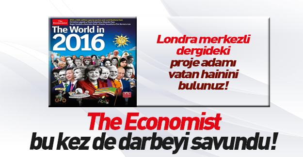İngiliz Economist FETÖ'ye destek çıktı