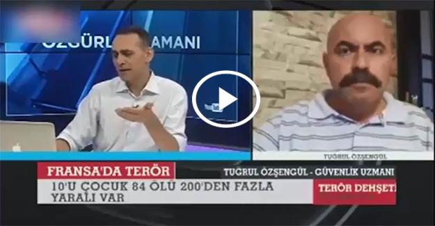 İşte FETÖ'cü alçak Tuğrul Özşengül'ün darbe girişiminden sonraki sözleri
