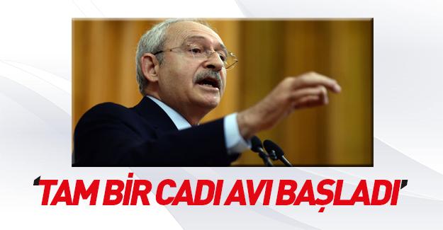 Kılıçdaroğlu FETÖ ile mücadeleyi eleştirdi