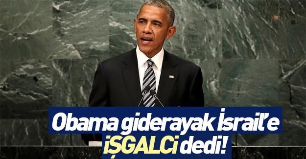 Obama son kez BM'de konuştu