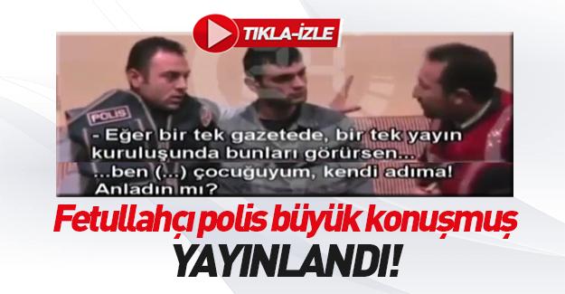 Ogün Samast'ın FETÖ'cü polislerle görüntüleri