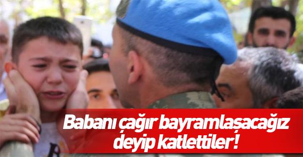 PKK'lılar Ahmet Budak'ı misafir gibi gelip katletti