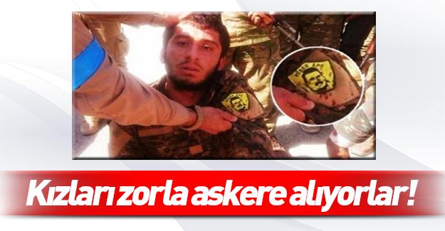 PYD Menbiç'te zorunlu askerlik kararı aldı