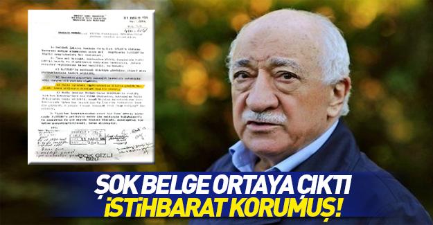 Teröristbaşı Gülen'in koruma kalkanı