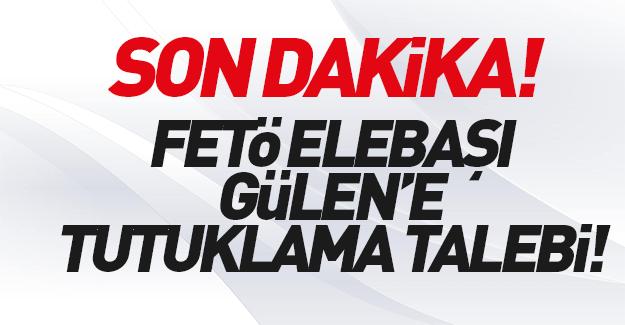 Türkiye'den ABD'ye 'tutuklayın' talebi!