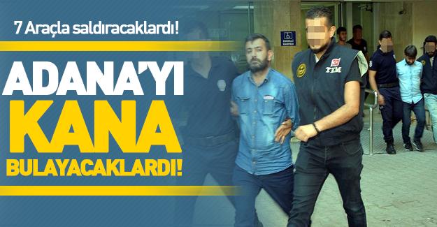 Adana'da katliam son anda önlendi!