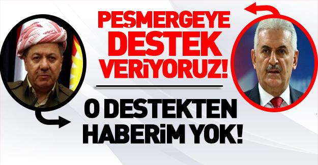 Barzani: TSK'dan habersizim!