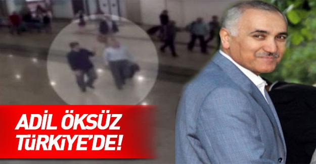 Bozdağ: Adil Öksüz'ü Türkiye'de saklıyorlar!