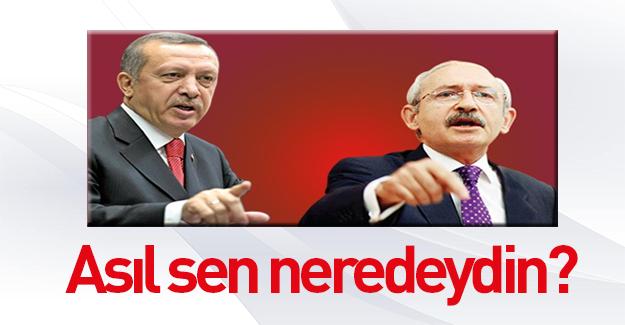 Erdoğan'dan Kılıçdaroğlu'na 15 Temmuz yanıtı
