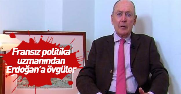 """""""Erdoğan dışında kimseden ses çıkmıyor"""""""