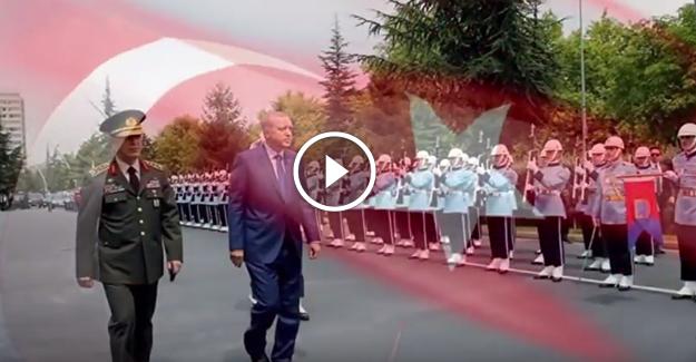 Erdoğan marşı sosyal medyada rekor kırıyor