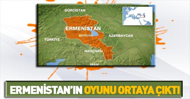 Ermenistan'ın kurduğu tezgah ortaya çıktı!