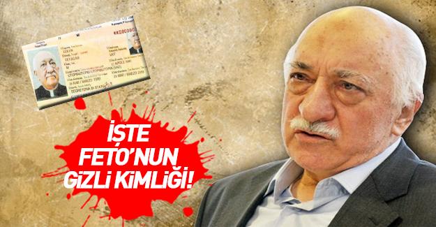 Fethullah Gülen'in gizli kimliği ortaya çıktı! Flaş gelişme...
