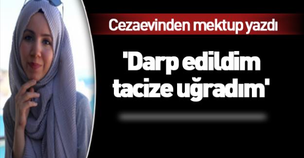 FETÖ muhabiri tacize uğramış(!)