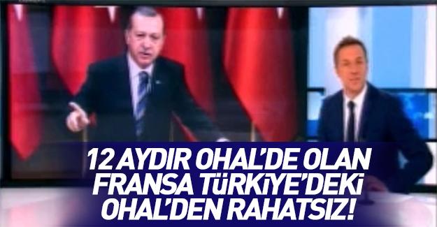 Fransız medyasının Erdoğan düşmanlığı