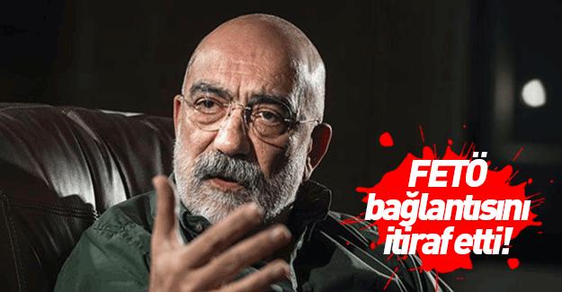 Gizli tanıktan çarpıcı bilgiler, Ahmet Altan FETÖ ilişkisini itiraf etti!