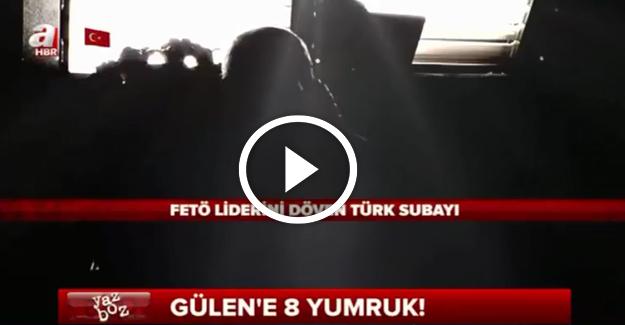 Gülen'i tekme tokat dövmüş! Yaşananları anlattı