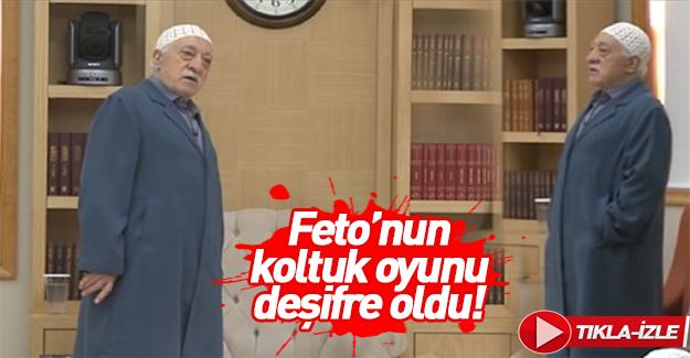 Gülen'in koltuk değiştirme oyunu deşifre oldu