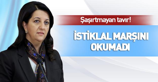 HDP'li vekil'den şaşırtmayan tavır!