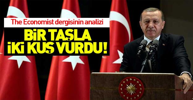 İngilizlerden Erdoğan yorumu!