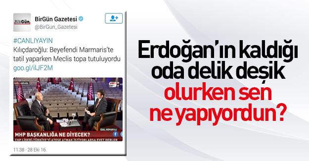 Kılıçdaroğlu'ndan tepki çeken 15 Temmuz açıklaması