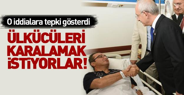 Kılıçdaroğlu Tezcan'ı ziyaret etti