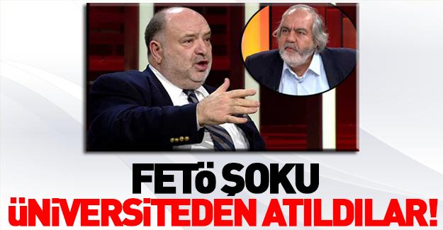 Mehmet Altan ve Eser Karakaş üniversiteden atıldı!