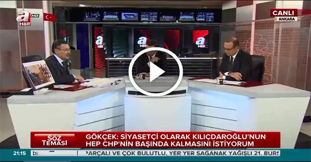 """Melih Gökçek: """"Kılıçdaroğlu'nun darbeden haberi vardı"""""""