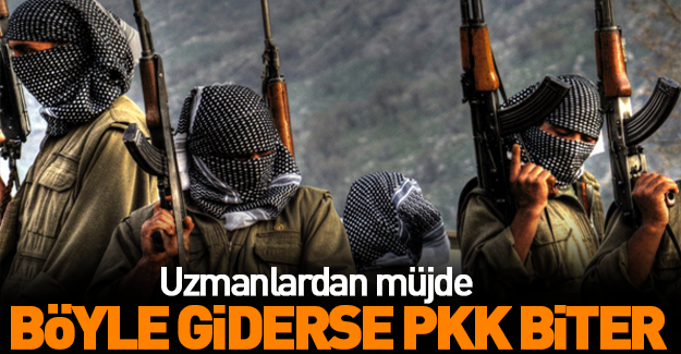 PKK'yı bitirecek hamle!