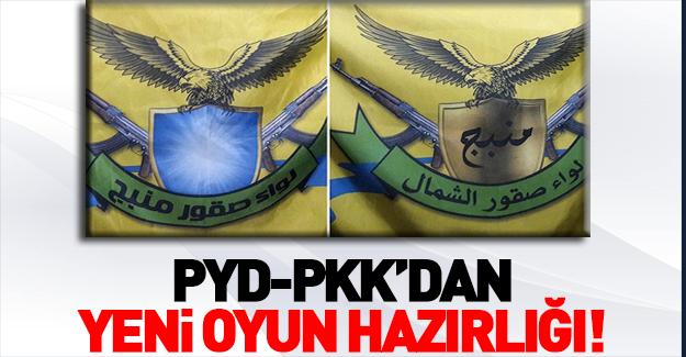 PYD/PKK'dan Menbiç'te yeni oyun!