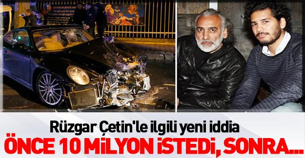 Rüzgar Çetin hakkında bomba iddia!