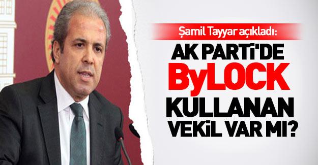 Şamil Tayyar Hakan Fidan'la görüşmesini açıkladı