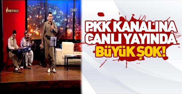 Terör propagandası yapan 'Newroz TV'nin yayını durduruldu!