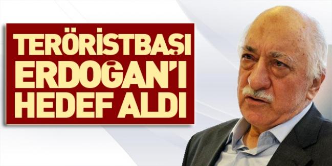 Teröristbaşı FETÖ Sözcü ve Birgün'ün yalanına sarıldı