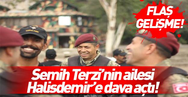 Terzi'nin ailesi şehit Ömer'e tazminat davası açtı