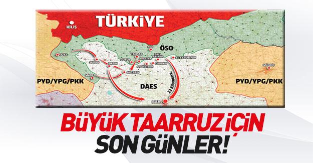Türkiye'nin onay vermesi bekleniyor… Büyük taarruz için son günler