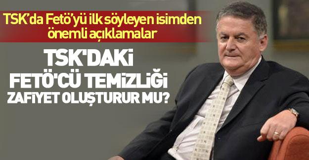 Ahmet Zeki Üçok'tan önemli açıklamalar