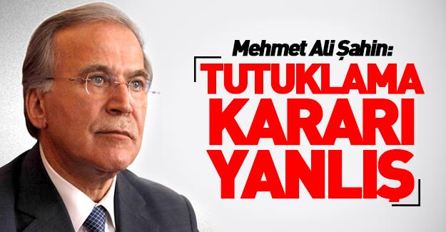 AKP'li isimden ilginç açıklama: Tutuklama olmamalı!