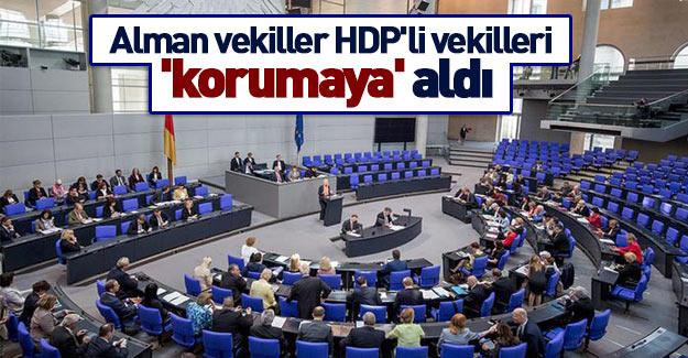 Alman Meclisi'nde HDP kararı!