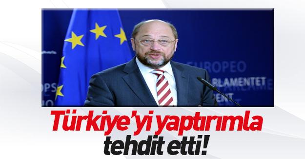 AP Başkanı'ndan Türkiye'ye yaptırım tehdidi